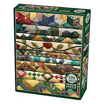 Cobble hill puzzel - oma's quilts