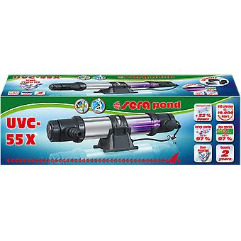 Sera Pond UVC-55X Clarificador para Estanques (Fish , Ponds , UV Filters)