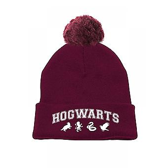 Harry Potter Roxfort pompom Beanie