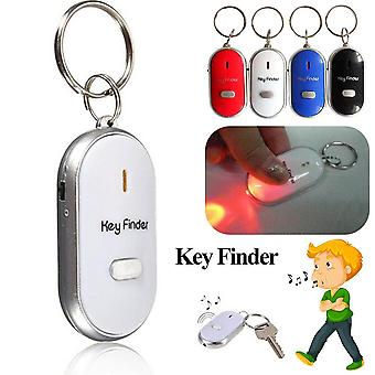Key Finder, chave inteligente anti-perdida com tocha led - Whistle Key Finder Tracker