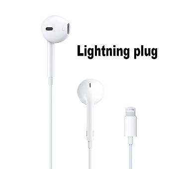 Apple Earpods-3.5mm Plug & Lightning In-ear kuulokkeet Sport-nappikuulokkeet Syvärikampi Basso-kuulokkeet Iphone / ipad / android