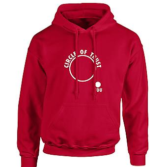 Circle Of Trust Unisex Hoodie 10 Colours (S-5XL) by swagwear