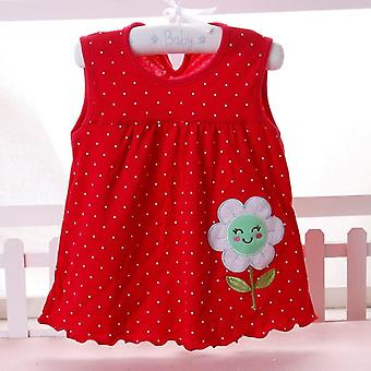 Baby Summer Dress, Princess 0-2years Cotton Clothing Dress Clothes