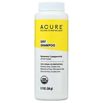 Acure Dry Shampoo, 1.7 Oz, Rosemary & Peppermint
