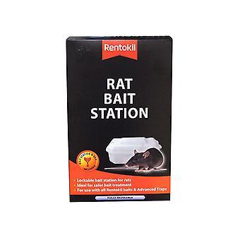 Rentokil Rat Bait Station RKLFBSR02