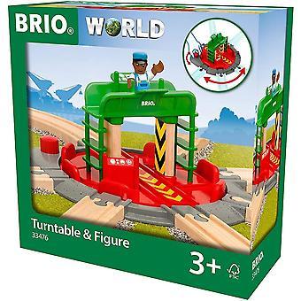 Brio 33476 Brio levysoitin ja kuva