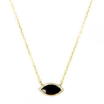 Collier 'Esmeralda ' Black Onyx