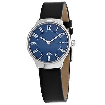 Skagen Damen's Grenen Blue Dial Uhr - SKW2807