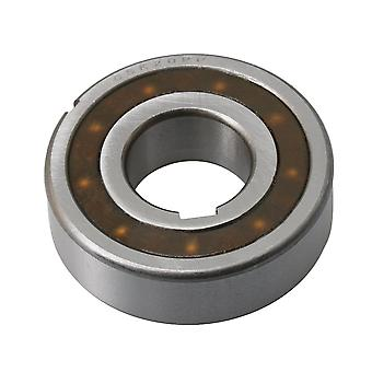 CSK20PP One way Bearing with Keyway Sprag Freewheel Clutch 20x47x14mm