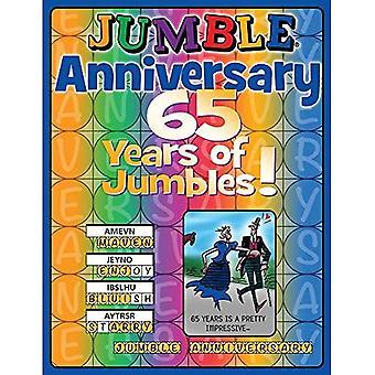 Aniversário jumble: 65 anos de jumbles!