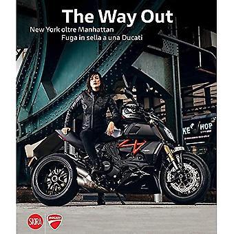 Vejen ud: New York Beyond Manhattan Ridning Væk på en Ducati