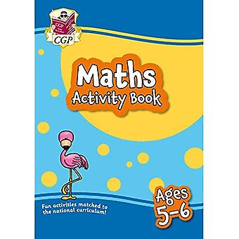 New Maths Activity Book for Ages 5-6