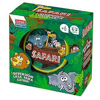 Board game Safari Falomir (ES)