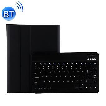 FT-1030E Bluetooth 3.0 ABS gebürstete Textur Tastatur + Haut Textur Ledertasche für iPad Air / Air 2 / iPad Pro 9,7 Zoll, mit Stift Slot / magnetisch /