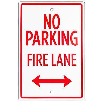 """Kein Parken - Fire Lane Sign 18"""" x 12"""""""