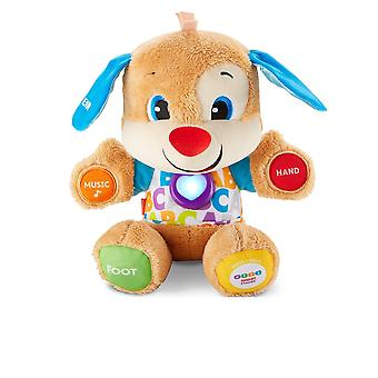 Fisher-price fpm43 smart stages puppy, laugh and learn soft educational electronic toddler learning