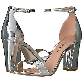 Madden Girl Womens Beellaw Fabric Open Toe Ankle Strap Classic Pumps