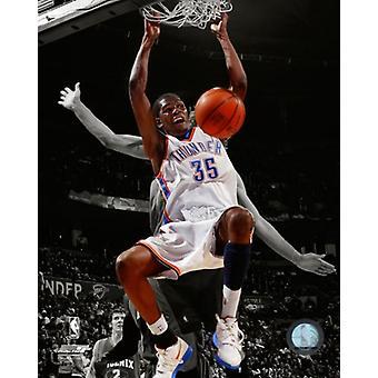 Impressão de fotos de ação Spotlight Kevin Durant 2009-10