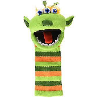 A Bábtársaság Sockettes Narg Monster Hand Puppet