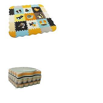 Children's Eva Foam Crawling Rug - Mjuk golvmatta