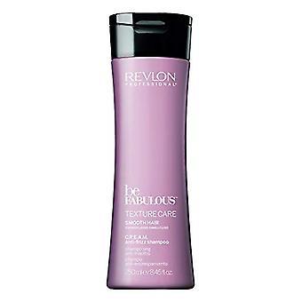 Revlon Be Fabulous Texture Care Cream Anti Frizz Shampoo 250ml