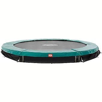 berg green favorit inground 330 11ft trampoline