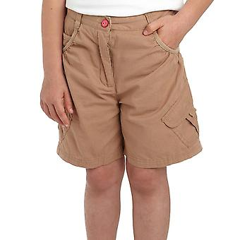 Nieuwe Regatta Girl's Moonshine Walking casual shorts bruin