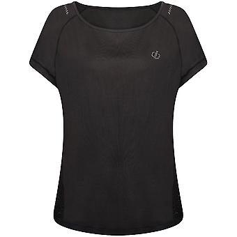 Tør 2b Kvinders Youre En Perle fugtspredende letvægts T shirt