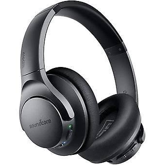 Q20 Hybrid Active Noise Cancelling Headphones, Wireless Over Ear