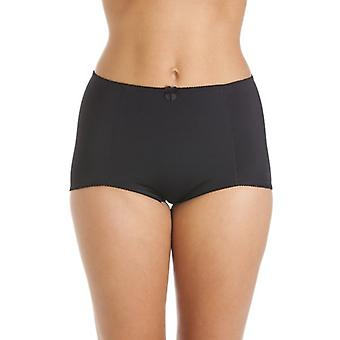 Camille Womens Two Pack Black Eternal Control Briefs