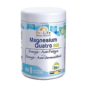 Magnesium Quatro 900 60 capsules