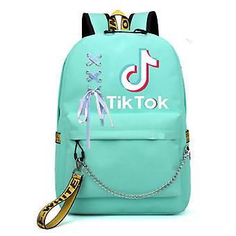 TikToK peripheral school bag casual backpack