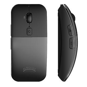 Computerwiederaufladbare Wireless Mouse Voice Typing Computer Desktop Mouse