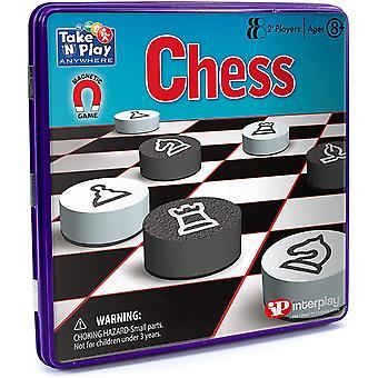 Interplay chess take n play