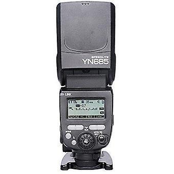 Yongnuo yn685 gn60 2.4g system ettl hss trådløs flash speedlite med radio slave for kanon