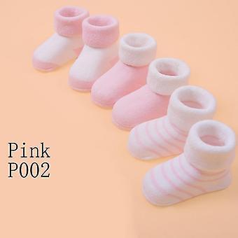 Cotton Newborn Baby Foot Sock