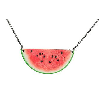 Watermelon Necklace #6108