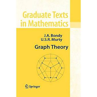 Graph Theory (Softcover reprint of hardcover 1st ed. 2008) by Adrian