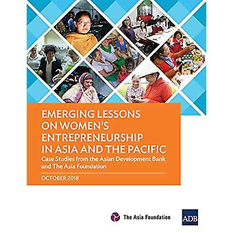 Emerging Lessons on Women's Entrepreneurship in Asia and the Pacific -