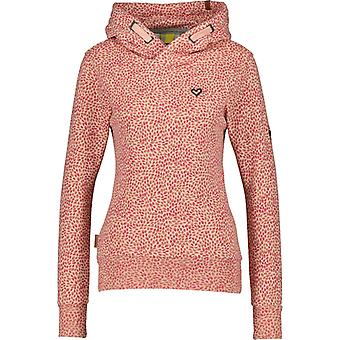 Alife & Kickin Women's Hooded Sweater Sarina