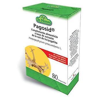 Salus Pagosid Harpago 80 Tabletten