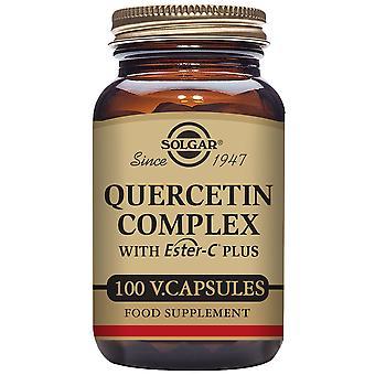 Solgar Complexe Quercitine avec Ester C plus 50 Capsules