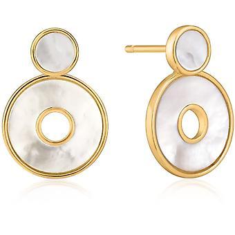 Ania Haie AH E022-03G Hidden Gem Ladies Earrings