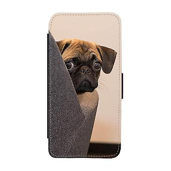 Pug Puppy Samsung Galaxy A52 5G Wallet Case