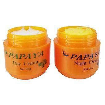 Papaya Whitening Face Cream Anti Freckle Improve Dark Skin