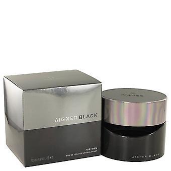 Aigner Black by Etienne Aigner Eau De Toilette Spray 4.2 oz