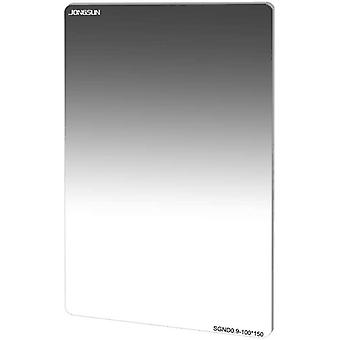 FengChun 100x150mm ND Filter, Grauer Weicher Verlaufsfilter Neutraldichtefilter, Quadratische