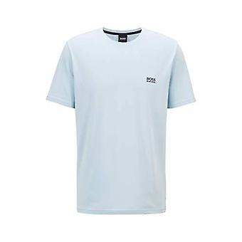 ボスミックス&マッチTシャツR、ライト/パステルブルー456、Mメンズ