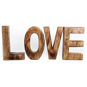 Kjærlighet tre bokstaver tegn