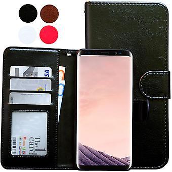 Samsung Galaxy S9-læderetui/Cover